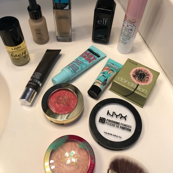 Makeup Lightly Used Drugstore And High End Poshmark